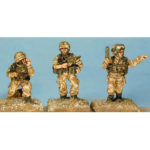 UK 04 – Officer and 2 x NCO's with SA80