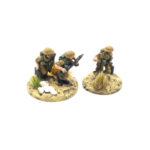 BD07- PIAT team moving (Gunner and 2 x Riflemen with Ammo)