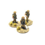 BD11 – British Mediterranean Infantry – 3 x Crew for 4.2 inch Mortar (FBG3)