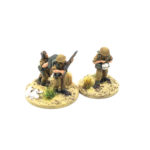 BD17 – British Mediterranean Infantry – Officer and 2 x Signallers with Radio