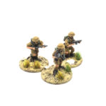 BD22 – British Mediterranean Infantry – 3 x 'Tommy Gunners' (Thompson SMG)