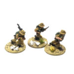 BD30 – British Mediterranean Infantry – Bren Team (2) moving and Rifleman firing