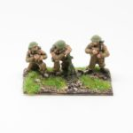 BF06 – British Expeditionary Force – 3 inch Mortar and 3 Crew firing
