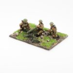 BF07 – British Expeditionary Force – Vickers MMG and 3 Crew firing