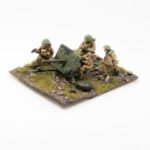 BF08 – British Expeditionary Force – 2 pdr Anti Tank Gun crew (4)