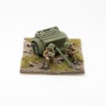 BF09 – British Expeditionary Force – Field Artillery Gun crew (4)