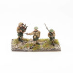 BF16 – British Expeditionary Force – Officer, Piper, and Boys AT rifle gunner