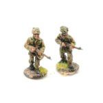 BP33b – 3 x Riflemen moving