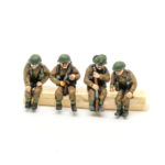 BT15 – British Infantry 1943-45 – Jeep Crew (4)
