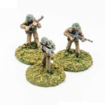 BT31 – Bren LMG gunner, No2 & NCO skirmishing
