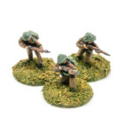 BT33 – Rifle group skirmishing (3 figures)