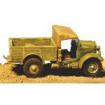 BV029 – Morris CS8 15 cwt. GS truck (1935-1944)