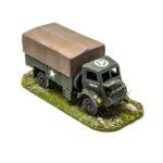 BV006 – Bedford 3 ton, 4 x 4 QLD GS Truck