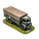 BV007 – Bedford 3 ton, 4 x 4 QLT Troop Carrier Truck