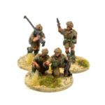 BX01 – South African – Command inc 2″ Mortar & Boys ATR, 4 figures