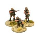 BX03 – South African – Rifle Squad, x3 skirmishing