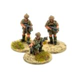 BX04 – South African – NCOs, x3 with Thompson SubMachineGuns