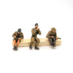 DG02 – LRDG Driver, co driver and standing firing