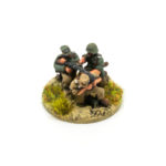 DK01a – German Mediteranean Infantry in (1941-45) – MG34 Team, 3 x firing inc NCO with MP40