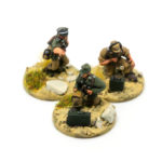 DK07 – Officer and 2 x Signallers with Radio