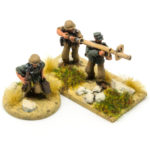 DK09 – 8cm Grw 34 Mortar and 3 x Crew firing