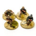 DK11 – Anti Tank Gun Crew (4)