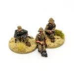 DK17 – 3 x Crew for 2cm Flak 38 AA Gun (FBG46)