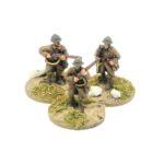 FE03 – Riflemen, marching