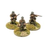 FE04 – Riflemen, skirmishing