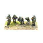 GI12 – Rangers, 2 NCO's and 3 Riflemen