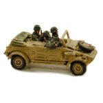 GV019 – Kubelwagen Kfz2/40 Light Engineer Car, inc 3 Crew