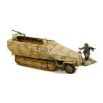 GV026a – Sdkfz 251/1 Ausf D 'Hanomag' Half-track, no Crew
