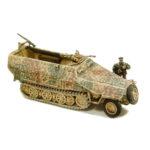 GV027 – Sdkfz 251/10 Ausf D 'Hanomag' Half-track, no Crew