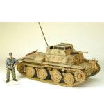 GV078 – Aufkl auf Fgst Pz 38(t), Recce Tank with 2cm gun