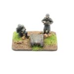 GW07 – German Infantry in Greatcoats – 2 Operators & Remote Control Goliath Demo Charge