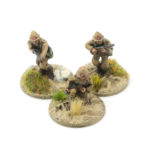 IS01t – NCO's with Smg's (with suffix t Solar Toppee helmet)