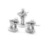 LF03 – Jagers with Rifles, x3 moving