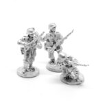 LF04  – Jagers with Rifles, x3 skirmishing