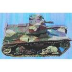 PT01 -Polish – 7 TP DW Light Tank (Twin MG turret)