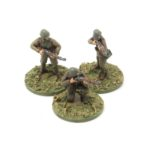 RN02 – Romanian Infantry – Riflemen, x3 skirmishing