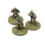 RN05 – Romanian Infantry – Infantrymen with SMG, x3 skirmishing
