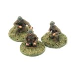 RN10 – Romanian Infantry – 37mm Anti Tank Crew, x3