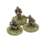 RN11 – Romanian Infantry – 75mm Anti Tank Crew, x3