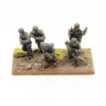 SE05 – NCO and 4 x Jagers with Rifles moving