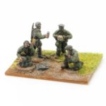 SE18 – Command Group, Officer, NCO and 3 x Radiomen