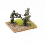 SE24 – MMG and 3 x Crew moving (parts to make MG42 or MG34)