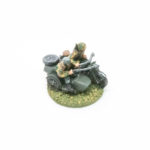 SE34 – Motorcycle & Sidecar with 2 Crew (MG34)