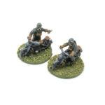 SE35 – Dispatch Rider & Motorcycle (Mounted & Dismounted)