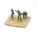 UM01 – NCOs, x3 with Thompson SMGs