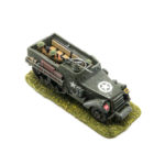 YV02 – M3 / M3A1 half-track (personnel carrier)